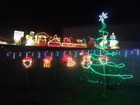 Christmas Rope Light Bulk Collection x10