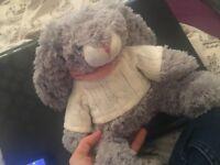 Cuddly Rabbit toy