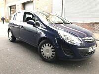 Vauxhall Corsa 2013 1.3 CDTi ecoFLEX 16v Exclusiv 5 door (start/stop) £20 ROAD TAX, 2 OWNERS, F/S/H