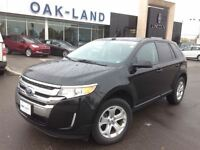 2013 Ford Edge SEL Leather,Nav,Vista Roof