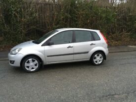Ford Fiesta 1.4 zetec climate 2007