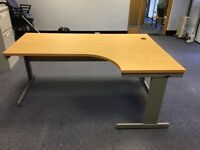 Right Handed Executive Desk