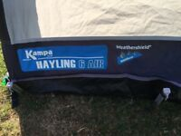 Kampa Hayling 6 Air inflatable tent