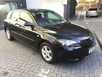 MAZDA3 1.6 TS 5dr, HPI Clear, 1 Year MOT, Service History, Free 6 Month Warranty.