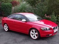 Volvo C70 2007 Tin Top Convertible only 37k miles