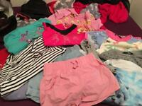 Girls clothes 5/6/7 years