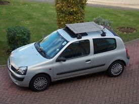 KING CLIO GREAT CONDITION QUICK SALE £950