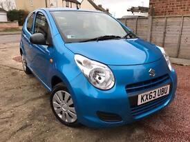 Suzuki Alto VERY LOW MILEAGE £0 road tax