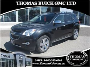 2012 Chevrolet Equinox LTZ AWD - LEATHER, SUNROOF!
