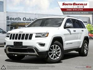 2015 Jeep Grand Cherokee Limited | LUXURY GROUP | NAVIGATION | D