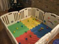Venture ALL STARS Baby Playpen