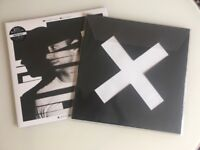 The XX & Albert Hammond Jr Vinyl Records. Never played - mint condition.