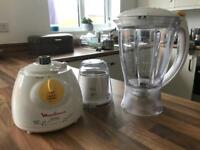 Moulinex Easy Power blender & food processor