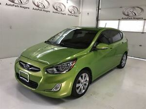 2013 Hyundai Accent GLS / SUNROOF / HEATED SEATS / ALLOY RIMS