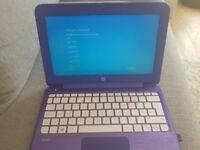 HP Stream 11 / Windows 10 2GB RAM / 32GB / 11 inch screen used laptop for sale
