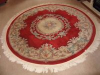 Large as-new Royal Aubusson-style rug