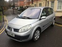 RENAULT GRAND SCENIC 1.6 PETROL,12 MONTHS MOT,LOW MILEAGE,7 SEATER.