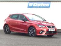Seat Ibiza 1.0 TSI 115 FR 5dr (desire red) 2017