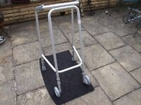 Brand New Coopers Ultra Narrow walker with wheels.