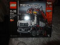 LEGO Technic Mercedes Arocs truck