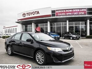 2012 Toyota Camry 4-Door Sedan LE Reduced TO Clear**Upgrade Pack