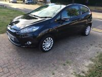 MOT - Aug 17,Low Insurance Group,HPI Clear,£20 Rd Tax,Ford Fiesta 1.4 TDCi DPF Edge 3dr,Black,Manual