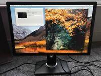 """Dell UltraSharp U2412M 24"""" - great condition, widescreen, 1920x1200"""
