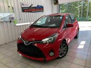 2015 Toyota Yaris SE - BLUETOOTH - AUTOMATIQUE - A/C - PHARES AN