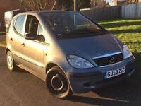Mercedes A140 A Class 2003 + JUST 45,000 MILES + SUPERB DRIVE + EXCELLENT CONDITION