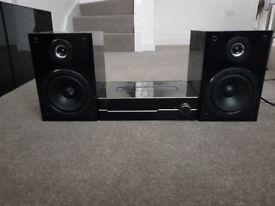 Full stereo system
