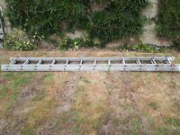 Duraflex Aluminium Ladder