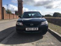 Mazda 323f, 1.6, Petrol, £700 ono