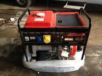 Brand new diesel generator 5000