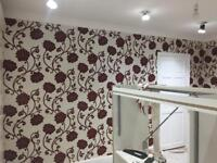 Painters wallpapers , tiles and decorator
