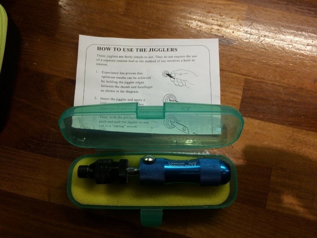 Lock Picking Kit In Chorley Lancashire Gumtree Diagram