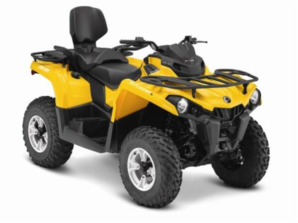 Used 2015 Can-Am Outlander L Max 450 DPS