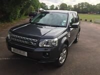 Land Rover FREELANDER 2 2.2 TD4e XS 4x4 5dr - Low Miles - FSH - Great Condition