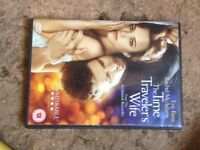 The Time Traveller's Wife DVD