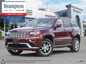 2016 Jeep Grand Cherokee SUMMIT 4X4 | DVD | NAV | BACKUP CAM | L