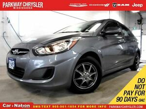 2013 Hyundai Accent GL| HEATED SEATS| ACTIVE ECO| GREAT COMMUTER