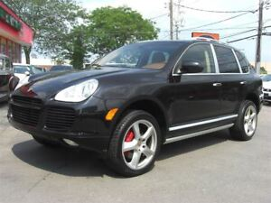 2006 Porsche Cayenne Turbo *Nav / Sunroof / Leather* LOW KM