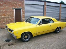 1967 chevelle Malibu swap for American truck pre 1969 or sell for 14000