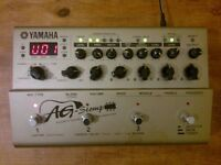 Yamaha AG Stomp - classic acoustic guitar Preamp/Mic Modeling/EQ & FX processor