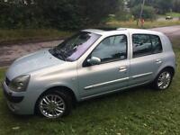 Renault Clio low miles