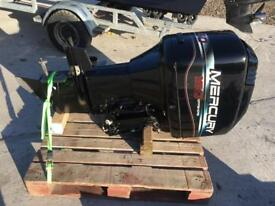 OUTBOARD ENGINE RIB/BOAT MERCURY OFFSHORE 150