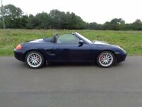 PORSCHE BOXSTER S 3.2 ONLY 1 PREVIOUS OWNER LOW MILES