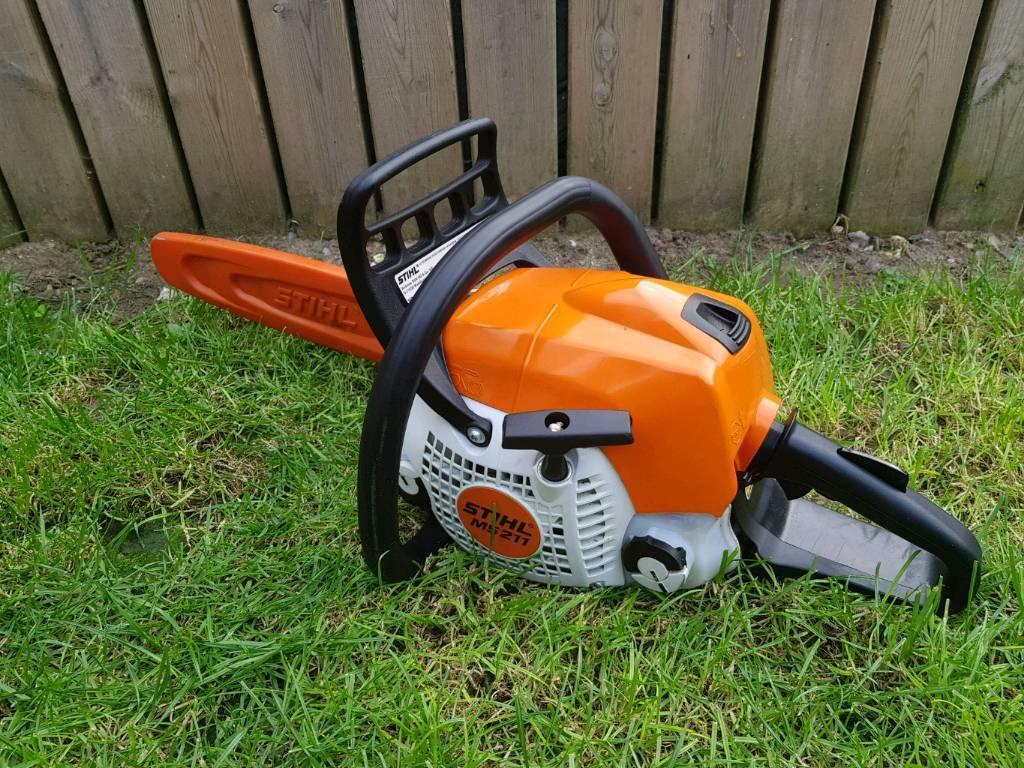 stihl ms 211 chainsaw | in thetford, norfolk | gumtree
