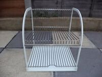 Ikea dish drainer/plate stand like new £15 ONO
