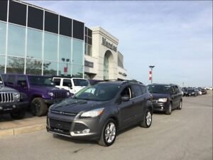 2013 Ford Escape SE 4x4, Leather, Bluetooth, Sirius, Tint