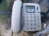2 Line Wall or Desk phone